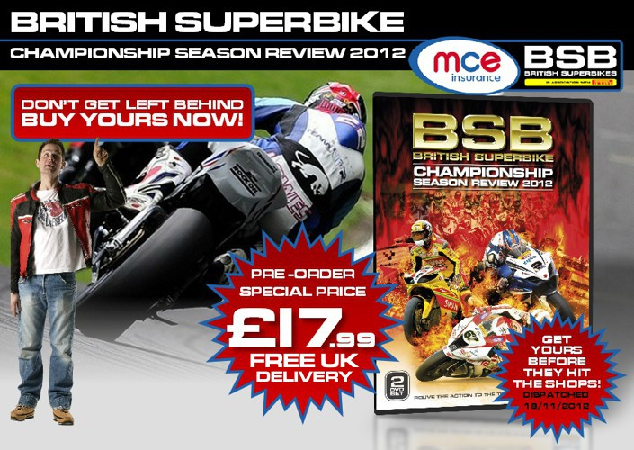 British Superbike Season Review 2012