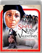 The Sinful Nuns of St Valentine (Blu-ray)