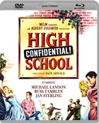 High School Confidential! (Dual Format)