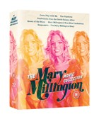 The Mary Millington Movie Collection (Limited Edition Blu-Ray Box Set)