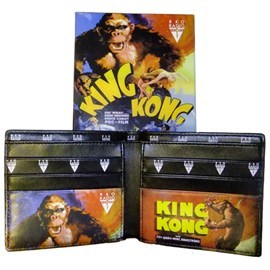 1933   King Kong Boxed Leather Wallet