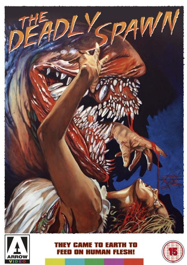 The Deadly Spawn DVD 1983